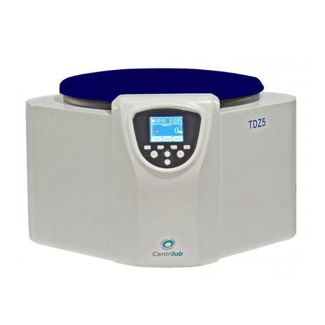 Centrifuga digital de bancada Centrilab com Rotor para 4 tubos de 100ML