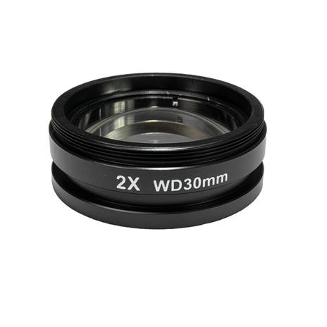 Objetivas Auxiliares 2x P/ Estereoscopio Modelo NO106