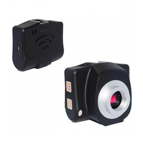 Câmera para Microscópio 5MP WIFI USB