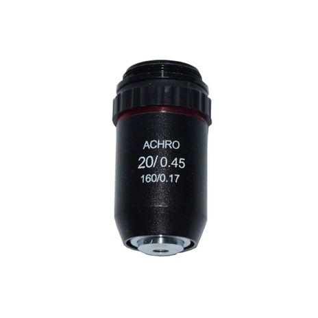 Objetiva Acromática 20x P/ Microscópios Modelos NO216 e NO226