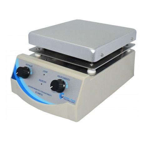 Agitador Magnetico - com Aquecimento 0-2000rpm 10L - 220v