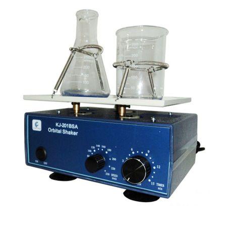 Agitador Kline\Vdrl - Com Presilhas 250ml 0-230rpm Cap. 1,8Kg 5-100ml - 220v