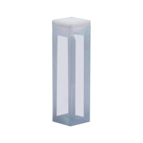 Cubeta Em Vidro Óptico 2 Faces Polidas Passo 10MM 1,7ml