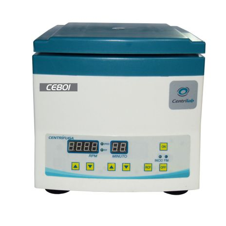 Centrifuga Clinica - DisplayDigital 12 Tubos 15ml Motor Induçao 110v