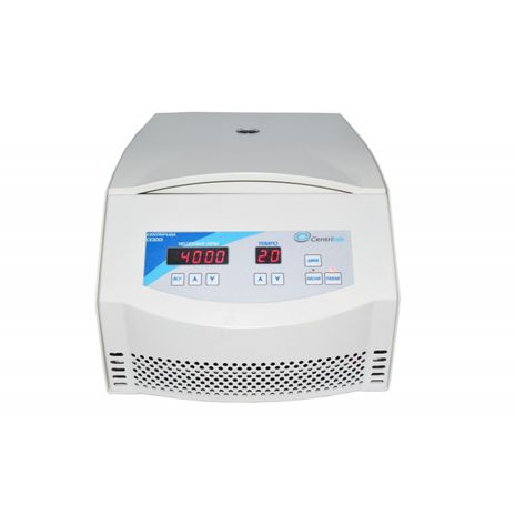 Centrifuga Clinica - Microprocessada Digital 6 Tubos 50ml