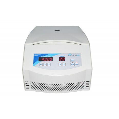Centrífuga digital de bancada Centrilab com rotor para 12 tubos de 10 e 15ml