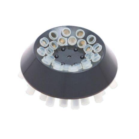 Rotor Angulo fixo - Centrifuga Clinica- Digital 16 Tubos 10/15ml CE3001