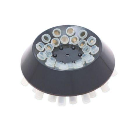 Rotor Angulo fixo - Centrifuga Clinica- Digital 24/16 Tubos 10/15ml CE3001