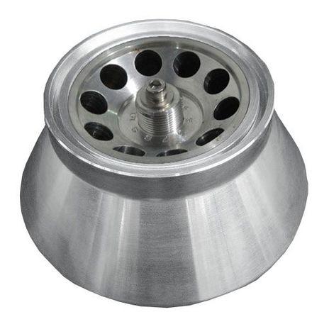 Rotor De Ângulo Fixo Para 10 Tubos De 10ml Para Centrífuga TG16MW