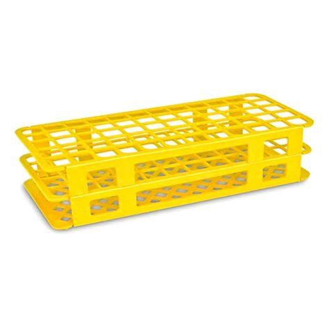 Estante com 60 Furos de 16MM - Amarela