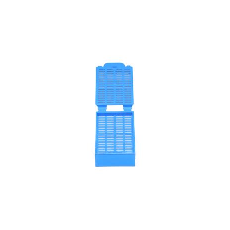 Cassete Histológico para Biópsia- PCT 250und - Azul