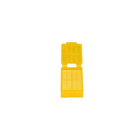 Cassete Histológico para Biópsia- PCT 250und - Amarelo