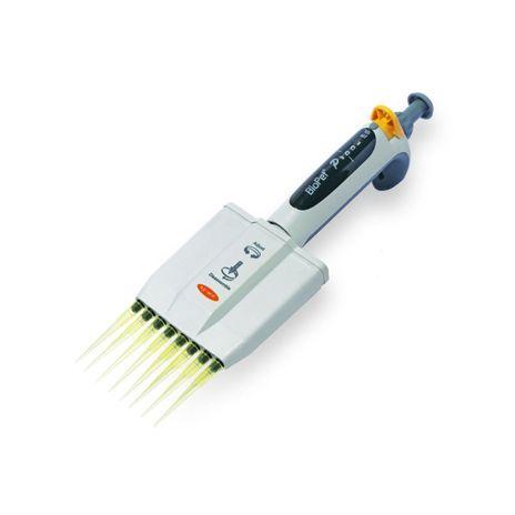 Micropipeta Biopet 8 Canais Autocalvável 10-100uL