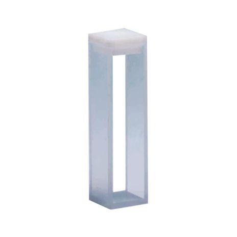 Cubeta Em Vidro Óptico 2 Faces Polidas Passo 10MM 3,5ml - Fundo Plano