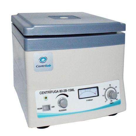 Centrifuga Clinica - Analógica 12 Tubos 15ml 220v