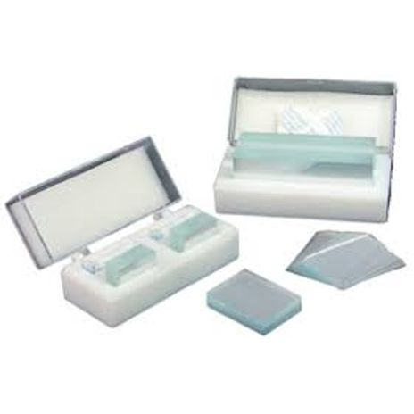 Lamínula de Vidro para Microscopia 24X40mm - Pct Selado c/ 5 caixas